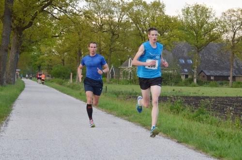 Samen met Jan Sytze Jonker