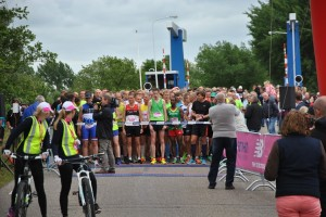 sneek marathon start 2